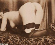 1920s Vintage Porn Nude Girl
