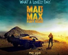 2015 Mad Max Fury Road