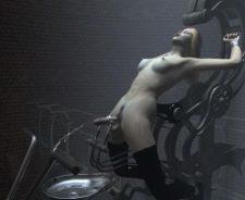 3d Hentai Shemale Machine Sex