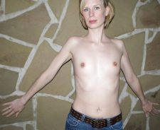 40 Year Old Flat Chested Mature