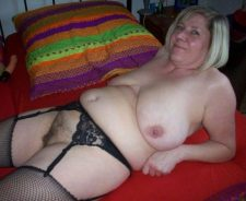 55 Year Old Woman Naked