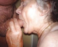 70 Year Old Granny