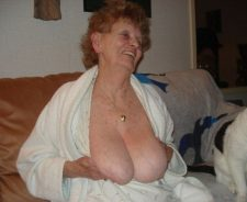 80 Year Old Granny Nude