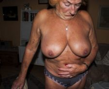 80 Year Old Granny Real Good Is A Slut