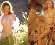 Actress Alison Eastwood Nude