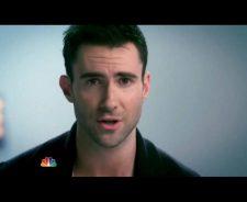 Adam Levine Voice