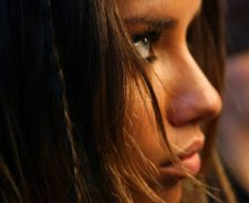 Adriana Lima Closeup Eyes