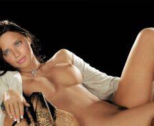 Adriana Lima Hot Naked Boobs Pussy Leaked Wallpaper