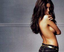 Adriana Lima Naked Back