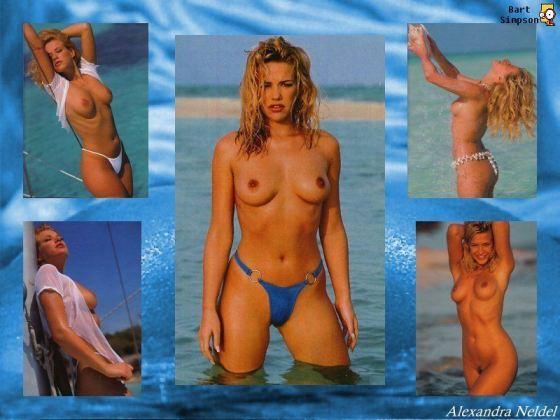 Alexandra nackt Colli Delli 1980