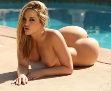 Alexis Texas Nude Ass
