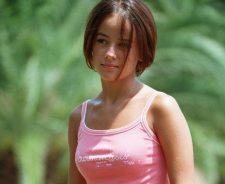 Alizee Innocent Look