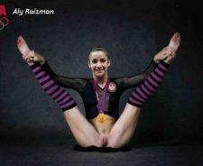 Aly Raisman Nude