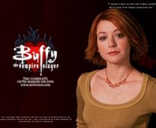 Alyson Hannigan Buffy The Vampire Slayer