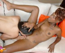 Amateur Homemade Black Ebony Lesbians