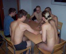 Amateur Strip Poker Sex