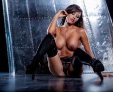 Ana Cheri Naked Tits