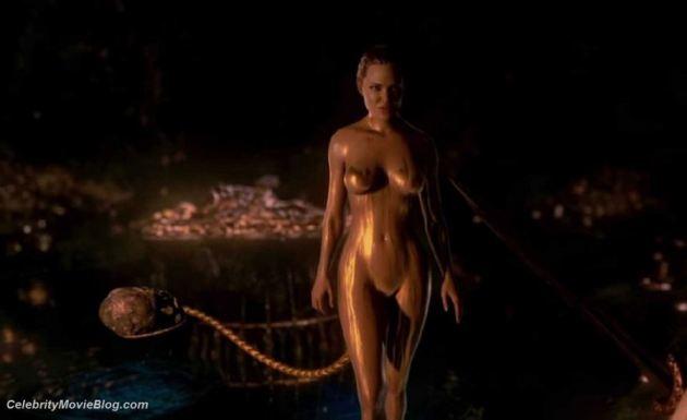 Angelina Jolie Beowulf