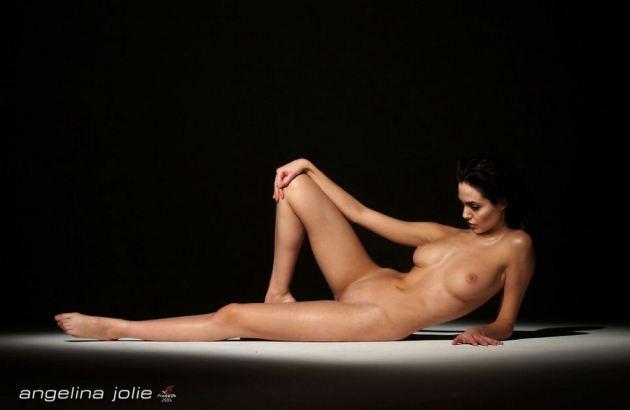 Angelina Jolie Pussy