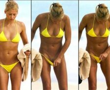 Anna Kournikova Tennis Player Nude Pic