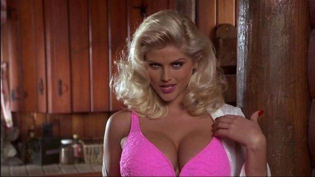 Topless anna nicole smith