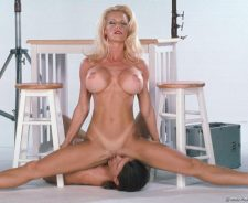 April Arikssen Tits