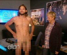 Ashton Kutcher Ellen