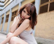 Asian Girl Look