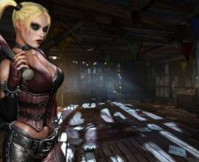 Batman Arkham City Harley Quinn Sexy