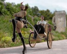 Bdsm Pony Play Girl Nude