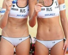 Beach Volleyball Camel Toe Pussy