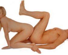 Bedroom Sex Positions