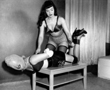 Bettie Page Bondage
