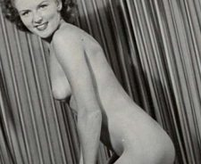 Betty white vintage nudes