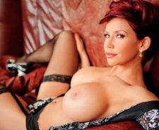 Bianca Beauchamp Big Tits Lingerie