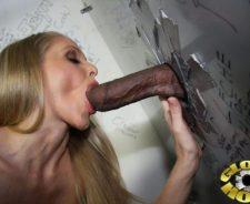 Big Black Cock Glory Hole