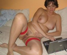 Big Boob Mature Amateur Wife