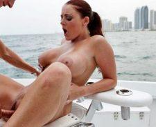 Big Boobs On Boats