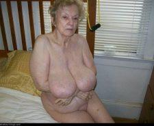 Big Boobs Over 70 Granny