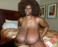 Big Breast Mature Black Women