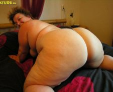 Big Butt Granny Fat Ass