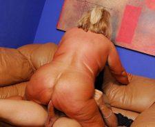 Big Fat Granny Asses