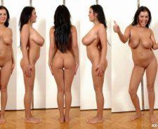 Big Nude Women Posture