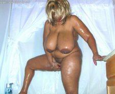 Big Oily Tits