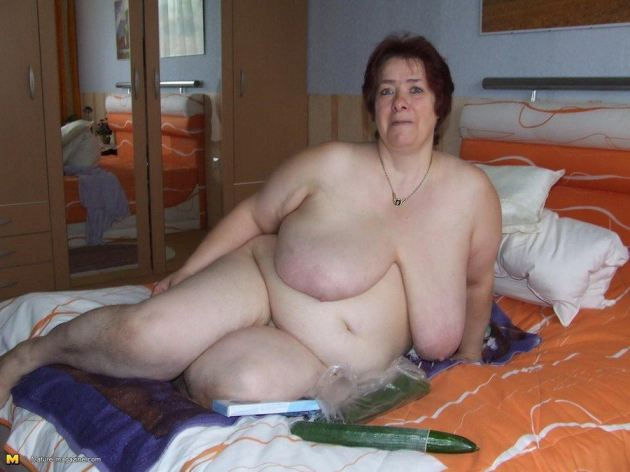 Big Titted Mature Woman