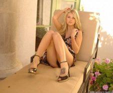 Blonde Porn Star Foxy