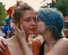 Blue Is The Warmest Color Lesbian