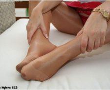 Bobby Socks And Heels
