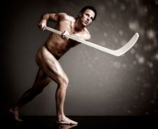 Brad Richards Body Issue