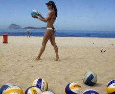 Brazil Beach Volleyball Team